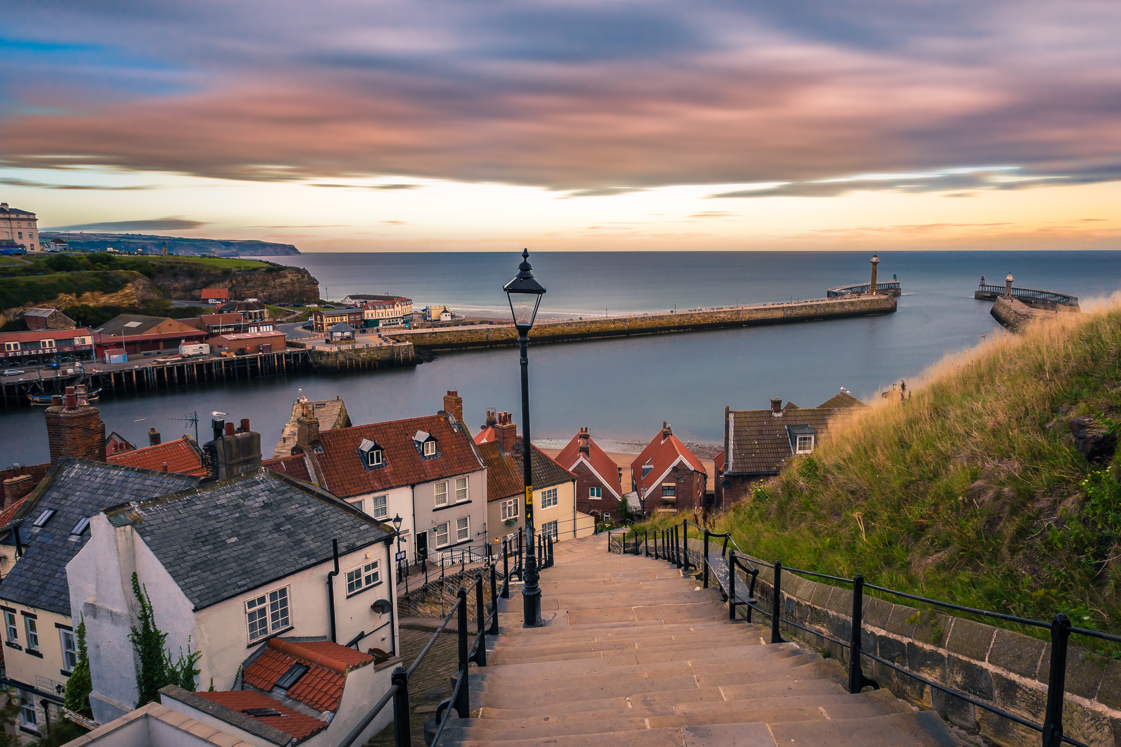 Whitby Gets a New £3.5 Million Underground Reservoir