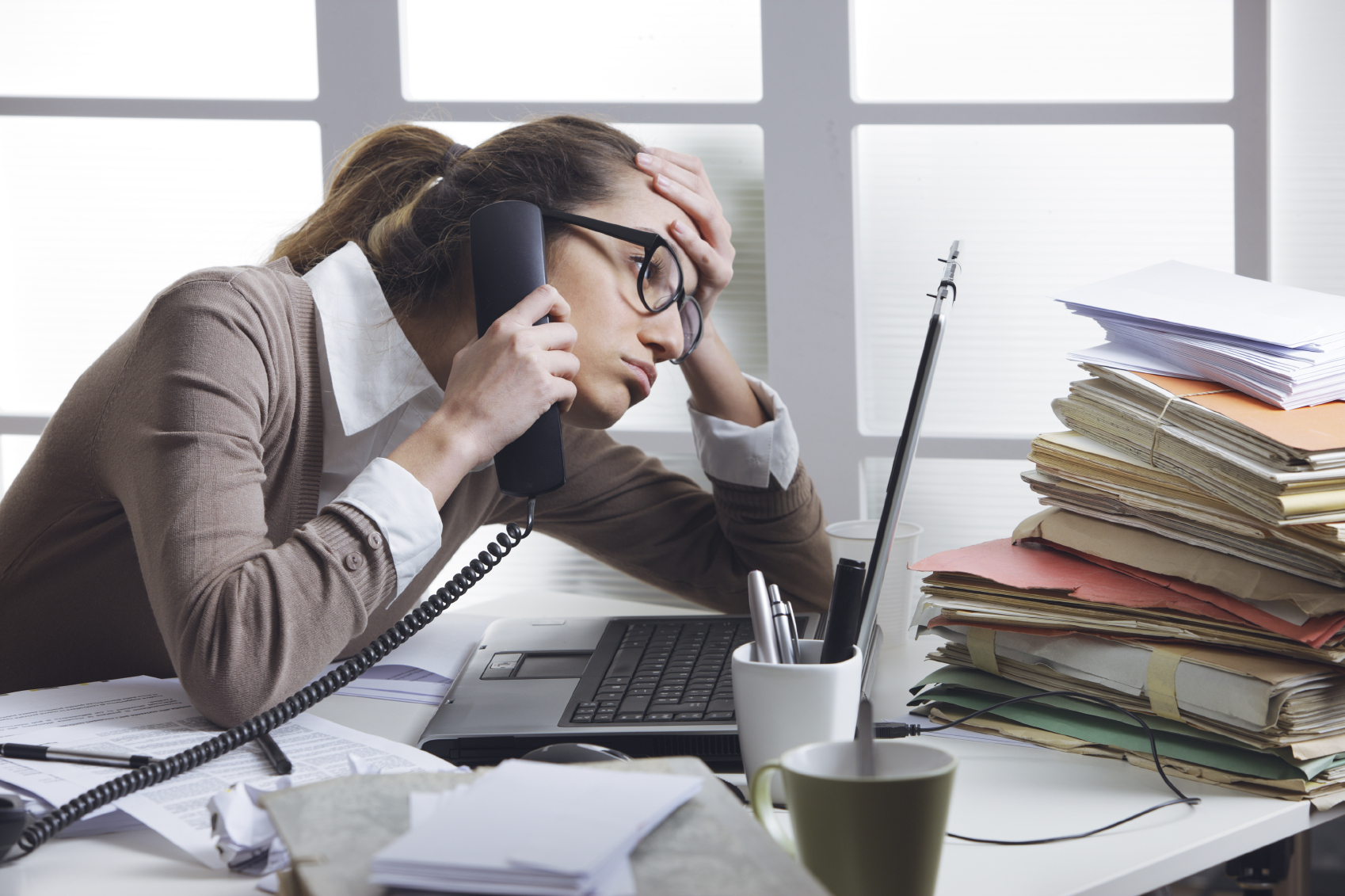How stress from your work can be harmful to you