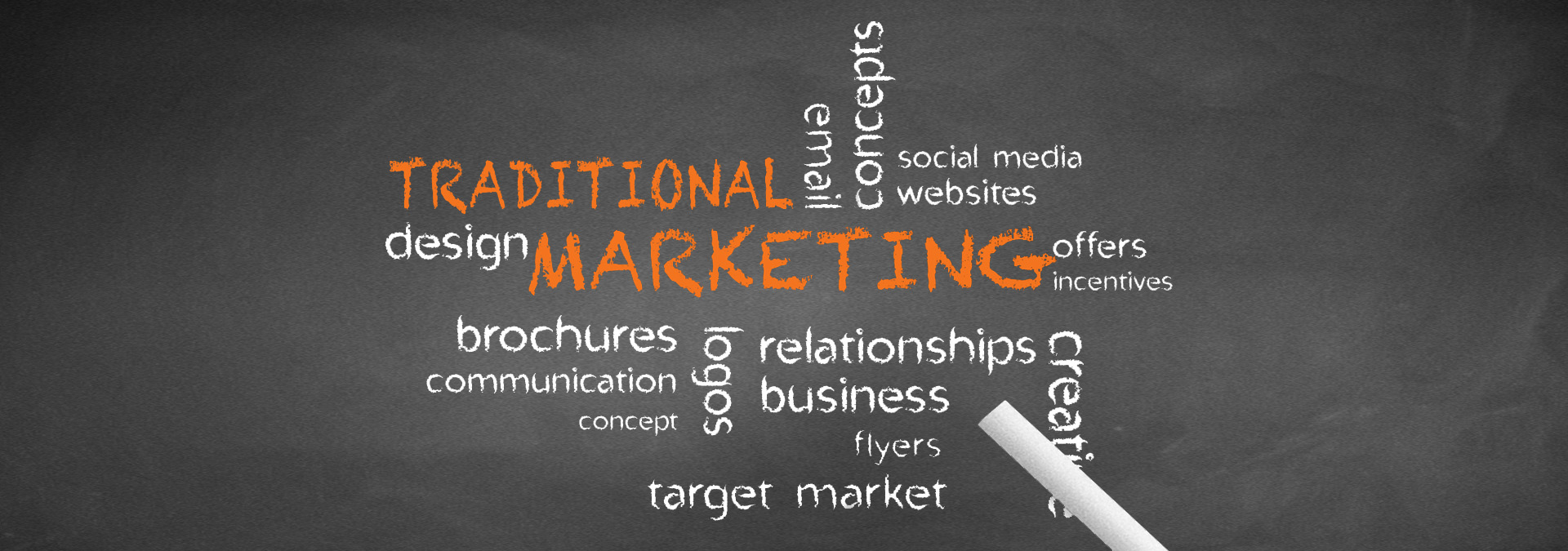 5 Reasons You Shouldn't Overlook Traditional Marketing Strategies