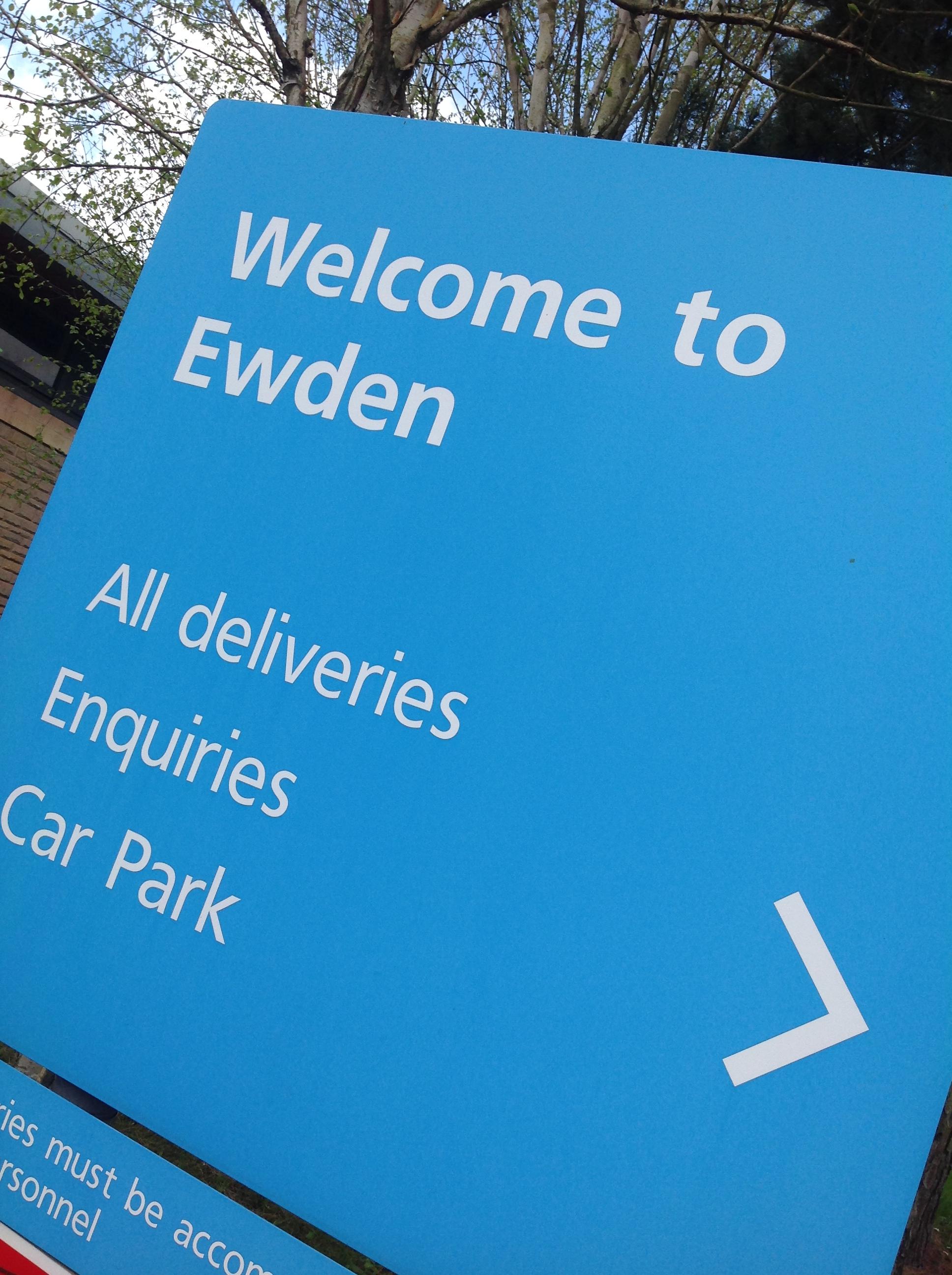 No More Pew! At Ewden
