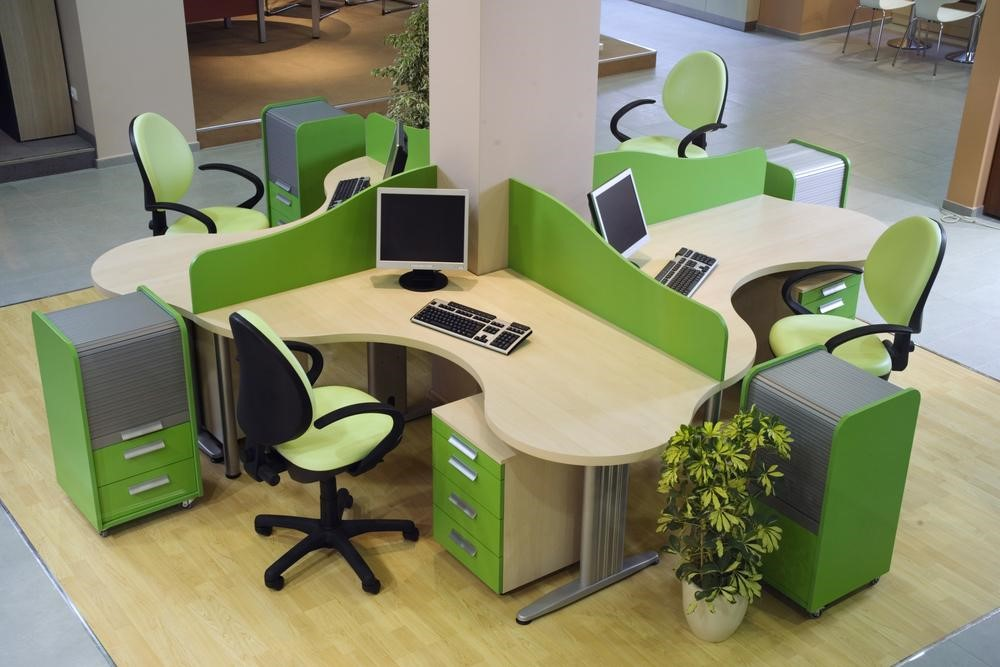 Office furniture that improves productivity